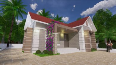 Photo of 680 Sq Ft 2BHK Traditional Style Single Storey Beautiful House and Plan, 10 Lacks
