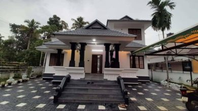 Photo of Kerala Traditional Style 4 Bedroom Two-Storey House and Plan