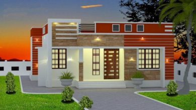 Photo of 1005 Sq Ft 3BHK Modern and Beautiful House and Free Plan, 16 Lacks