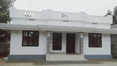 Photo of 1026 Sq Ft 3BHK Simple and Beautiful House and Free Plan, 16 Lacks