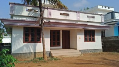 Photo of 1084 Sq Ft 3BHK Simple Low Budget House and Plan, 16 Lacks