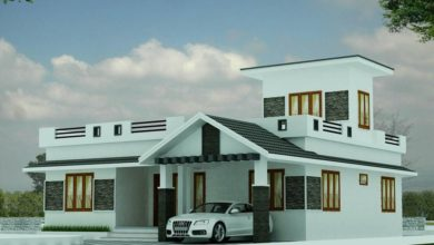 Photo of 1094 Sq Ft 2BHK Single Floor Beautiful House and Free Plan