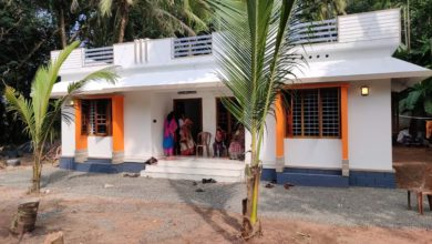 Photo of 1331 Sq Ft 3BHK Single-Storey Low Budget Beautiful House and Plan