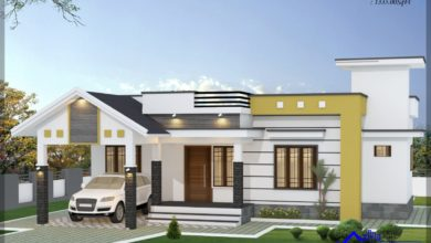 Photo of 1335 Sq Ft 3BHK Single-Storey Beautiful House and Plan, 27 Lacks