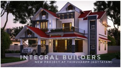 Photo of 2311 Sq Ft 4BHK Traditional Style Two-Storey House and Plan, 48 Lacks