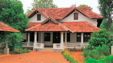 Photo of 3050 Sq Ft 3BHK Nalukettu Traditional Kerala Style House and Free Plan