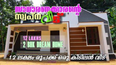 Photo of 750 Sq Ft 2BHK Modern Single-Storey House, 12 Lacks