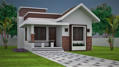 Photo of 750 Sq Ft 2BHK Modern and Beautiful House and Free Plan, 10 Lacks