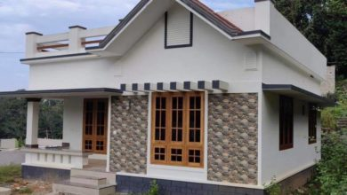 Photo of 750 Sq Ft 2BHK Single Floor Low Budget House and Plan