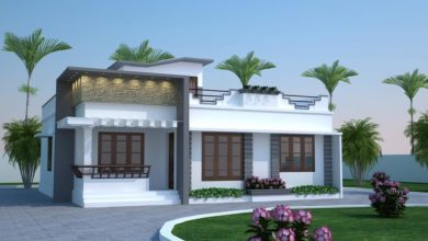 Photo of 750 Sq Ft 2BHK Single Floor Modern House and Plan, Budget 11 Lacks
