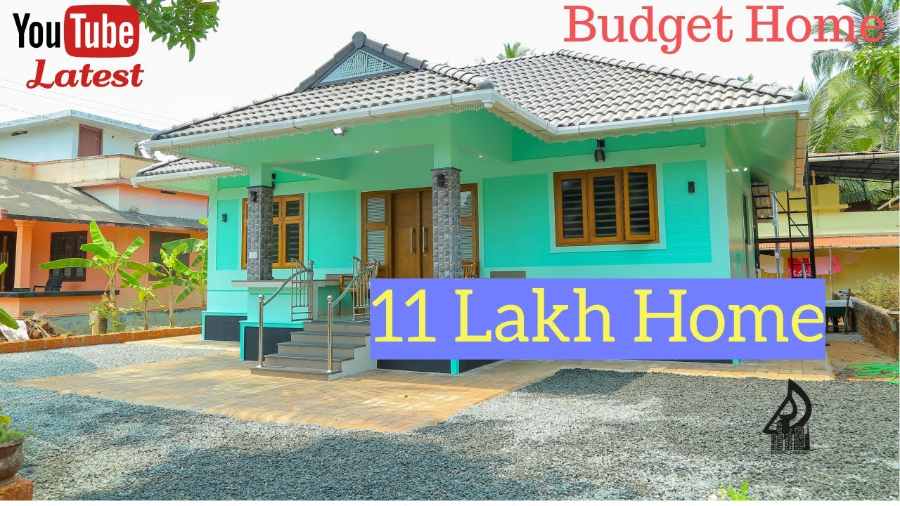 781 Sq Ft 2BHK Traditional Style Single Floor House, Cost 11 Lacks