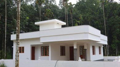 Photo of 1150 Sq Ft 3BHK Single-Storey Beautiful House at 6.25 Cent Plot