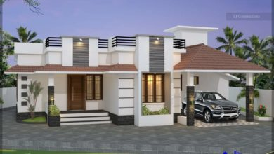 Photo of 1200 Sq Ft 3BHK Single-Storey Beautiful House and Free Plan, 20 Lacks