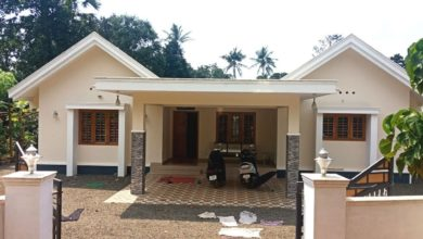 Photo of 2000 Sq Ft 4BHK Single-Storey Beautiful House at 15 Cent Plot