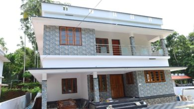 Photo of 2200 Sq Ft 4BHK Two Storey Beautiful House at 8 Cent Plot