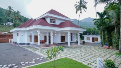 Photo of 3000 Sq Ft 4BHK Tropical Style Single-Storey Beautiful House and Free Plan