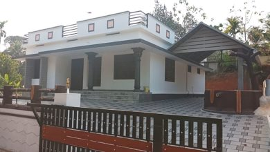 Photo of 1400 Sq Ft 3BHK Beautiful Single Floor House at 9.50 Cent Plot
