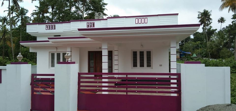 1400 Sq Ft 3BHK Single Floor Beautiful House and Free Plan