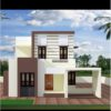 1450 Sq Ft 4BHK Flat Roof Type Two-Storey House and Free Plan, 20 Lacks