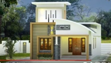 Photo of 2 Bedroom Single Floor Contemporary Style Beautiful House and Free Plan