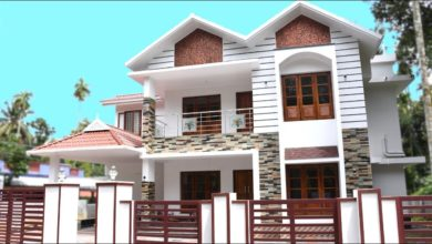 Photo of 2300 Sq Ft 4BHK Traditional Style Two-Storey House at 10 cent Plot