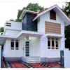 680 Sq Ft 2BHK Contemporary Style Single-Storey House at 2.7 Cent Plot