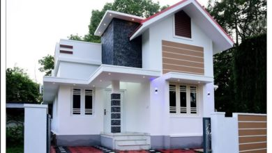 Photo of 680 Sq Ft 2BHK Contemporary Style Single-Storey House at 2.7 Cent Plot