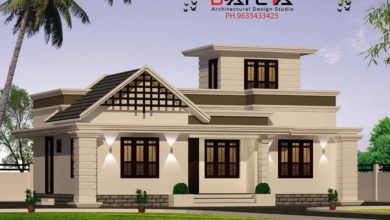 Photo of 740 Sq Ft 2BHK Modern House at 4 Cent Plot, Free Plan, 12 Lacks