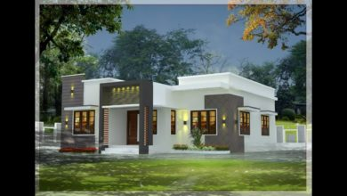 Photo of 800 Sq Ft 2BHK Modern and Beautiful Single Floor House and Plan, 10 Lacks