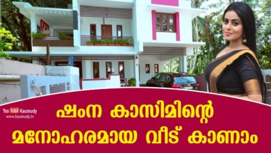 Photo of Cinema Actress Shamna Kasim Beautiful Home