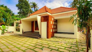 Photo of 1200 Sq Ft 2BHK Traditional Style House at 5 Cent Plot, Free Plan, 22 Lacks