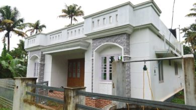 Photo of 1200 Sq Ft 3BHK Modern and Beautiful Single Floor House at 5 Cent Plot