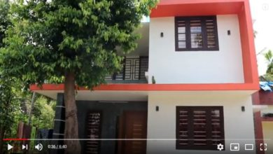 Photo of 1200 Sq Ft 4BHK Double Floor Modern House and Free Plan, 18 Lacks