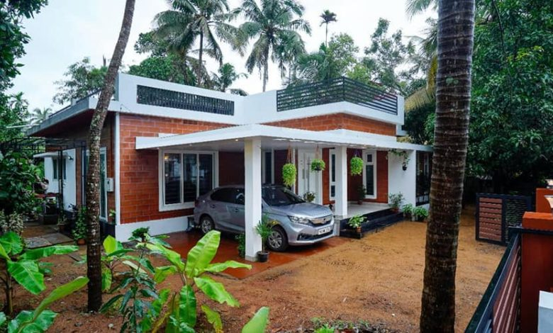 1500 Sq Ft 3BHK Simple Style Single Floor House and Free Plan, 25 Lacks