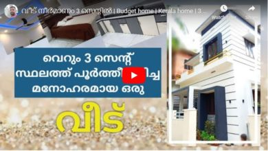 Photo of 1500 Sq Ft 4BHK Box Type Two-Storey House at 3 Cent Plot