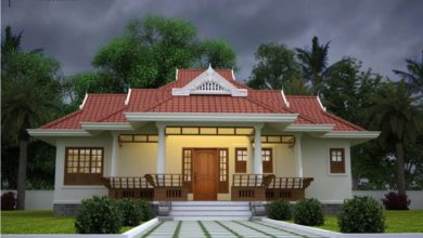 Photo of 1865 Sq Ft 3BHK Traditional Style Single Floor Beautiful House Design