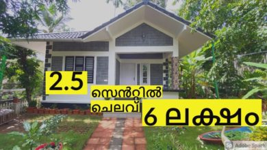 Photo of 435 Sq Ft 1BHK Low Budget Beautiful House at 2.5 Cent, 6 Lacks