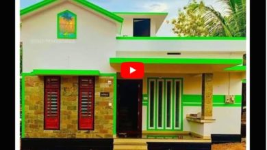 Photo of 600 Sq Ft 2BHK Single Floor Modern House and Free Plan, 10 Lacks