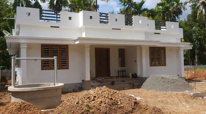 1300 Sq Ft 3BHK Simple and Beautiful Low Budget House and Free Plan