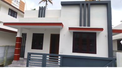 Photo of 780 Sq Ft 2BHK Modern Single Floor House at 3.25 Cent Plot