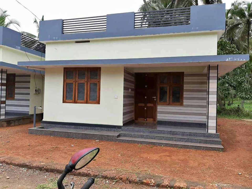 882 Sq Ft 3BHK Simple and Beautiful Single Floor House and Free Plan