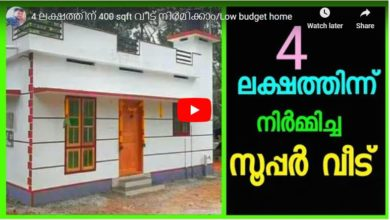 Photo of 400 Sq Ft 2BHK Low Budget Beautiful House and Free Plan, 4 Lacks