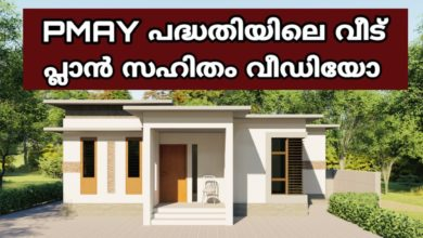 Photo of 630 Sq Ft 2BHK Single Floor Budget PMAY Scheme House and Free Plan, 10 Lacks