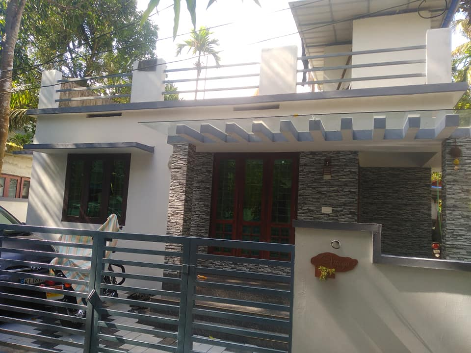 720 Sq Ft 3BHK Low Budget Single Floor House and Free Plan, 12 Lacks