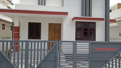 Photo of 750 Sq Ft 2BHK Low Budget Single Floor House and Free Plan