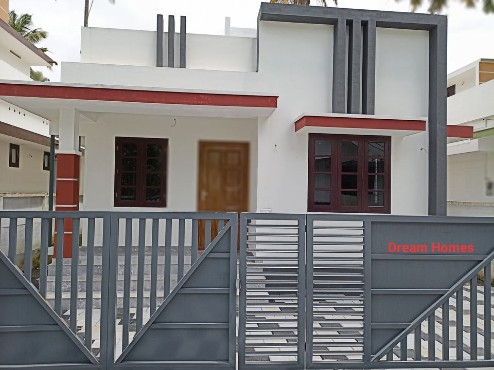 750 Sq Ft 2BHK Low Budget Single Floor House and Free Plan