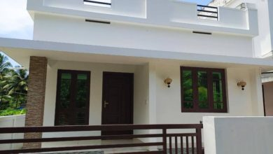 Photo of 750 Sq Ft 2BHK Single Floor Modern Low Budget House and Free Plan