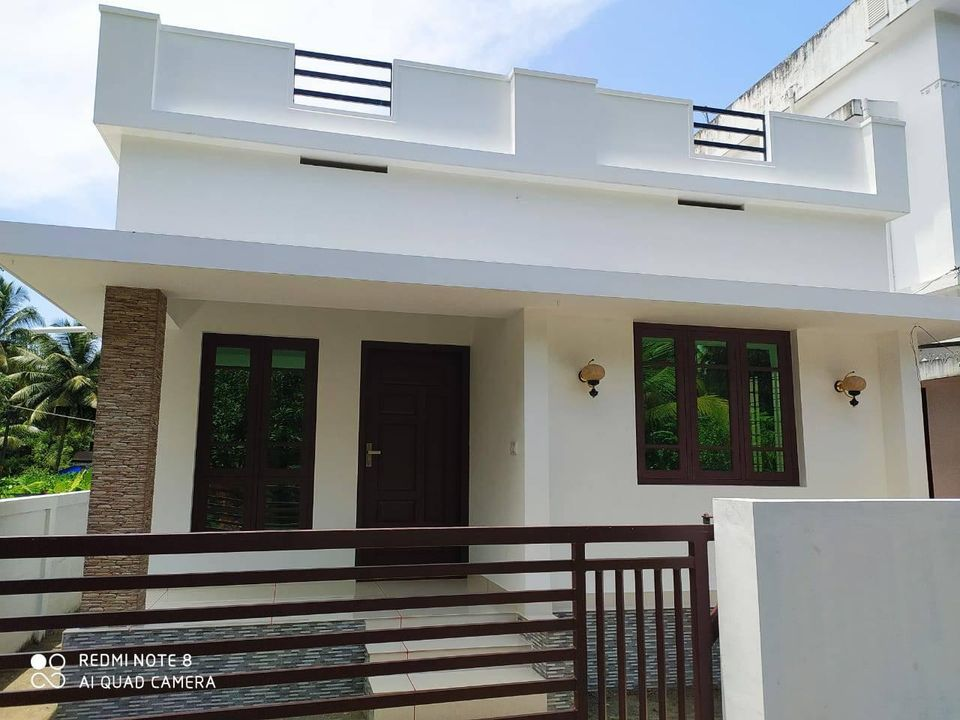 750 Sq Ft 2BHK Single Floor Modern Low Budget House and Free Plan