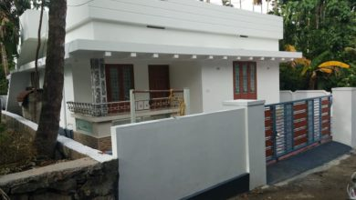 Photo of 750 Sq Ft 2BHK Single-Storey Budget House and Free Plan