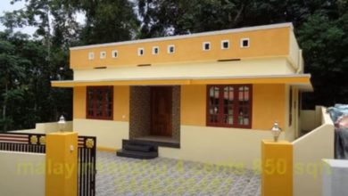 Photo of 850 Sq Ft 2BHK Single Floor House at 4 Cent Plot